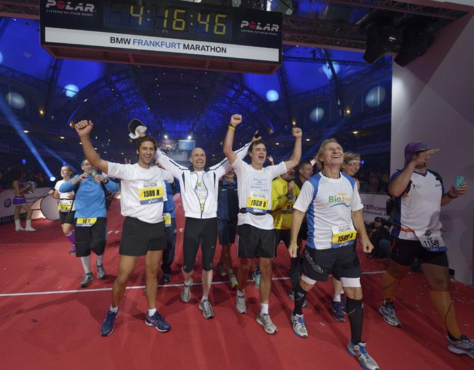 La Vialla - BMW Marathon 2014